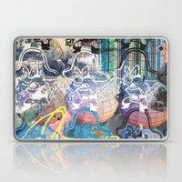YOSEMITE/ STRIPES Laptop & iPad Skin