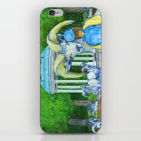 Locals Only  - Chapel Hi… iPhone & iPod Skin