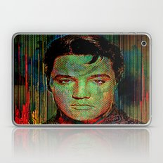 Elvis P. Laptop & iPad Skin