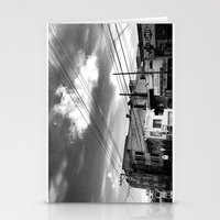 CafeTazo SF Street Photo Stationery Cards