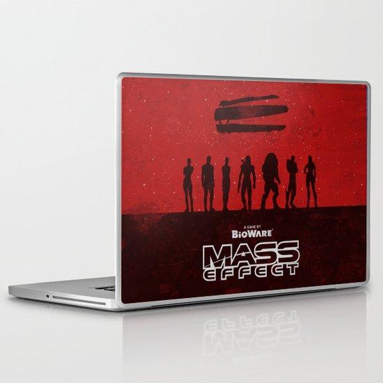 Mass Effect 1 Laptop & iPad Skin