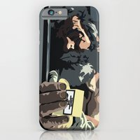 iPhone & iPod Case featuring Asleep by Sami Shah