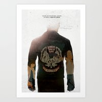 True Detective - Who Goe… Art Print