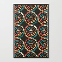 Indonesian Vibes Canvas Print