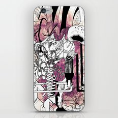 Missing Parts iPhone & iPod Skin
