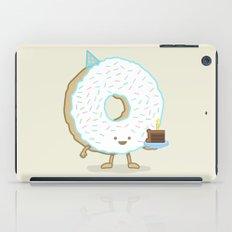 The Birthday Party Donut iPad Case
