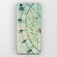 Sky High iPhone & iPod Skin