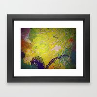 Blanket Detail II Framed Art Print