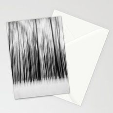 Trees | Black and White Stationery Cards