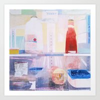 Starving Artist (J.P) Art Print