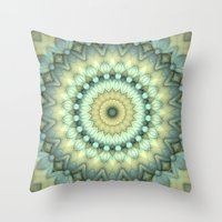 You Don't Know You're Beautiful Throw Pillow