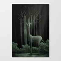 Spirit Canvas Print