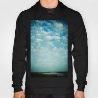 Where Sea And Sky Meet Hoody