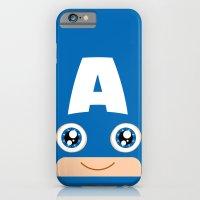 Adorable Captain iPhone 6 Slim Case