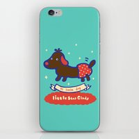 Little Baby Dog iPhone & iPod Skin