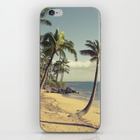 Maui Lu Beach Kihei Maui… iPhone & iPod Skin