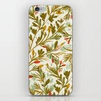 Flowers my dear iPhone & iPod Skin