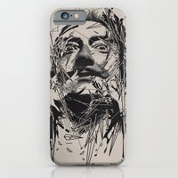 iPhone & iPod Case featuring Dali by nicebleed