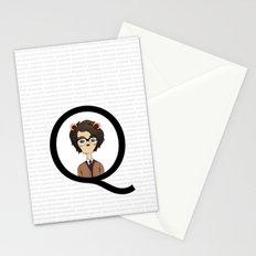 Quartermaster Bear Stationery Cards