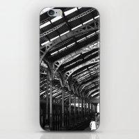Steeples of Steel iPhone & iPod Skin
