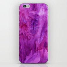 Wowza Wash iPhone & iPod Skin
