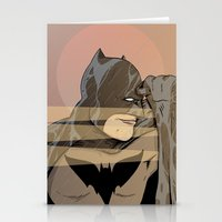 Gotham By Sunrise Stationery Cards