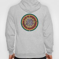 Lost In Color Hoody