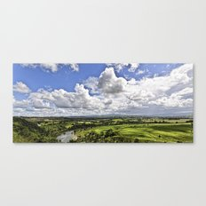 Manning Valley River Canvas Print