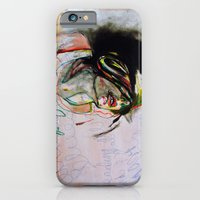 iPhone & iPod Case featuring Vicious Heartache  by J.P. Lorsung