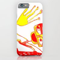 give me 5 in blue iPhone 6 Slim Case