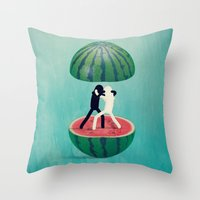 L O T T A N E L C O C O … Throw Pillow
