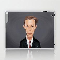 Celebrity Sunday - David (David Robert Jones) Bowie Laptop & iPad Skin