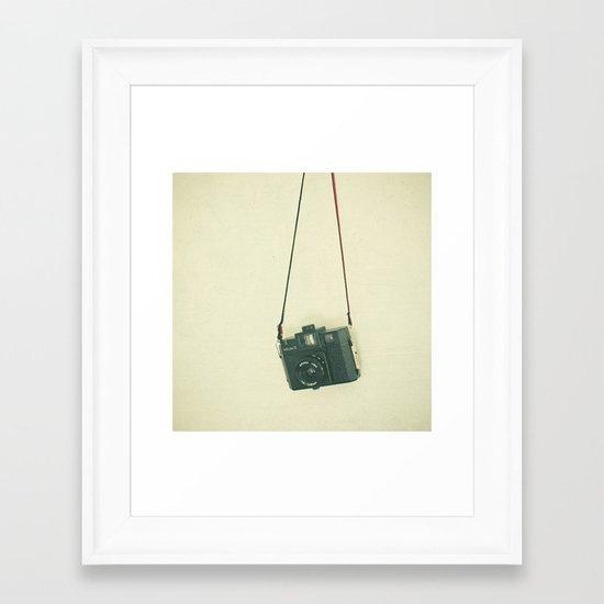 A Dear Friend Framed Art Print