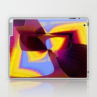 Laptop & iPad Skin featuring Covert Symetry by David  Gough
