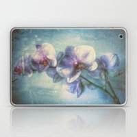 Vintage Orchids Laptop & iPad Skin