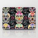 Happy calaveras iPad Case