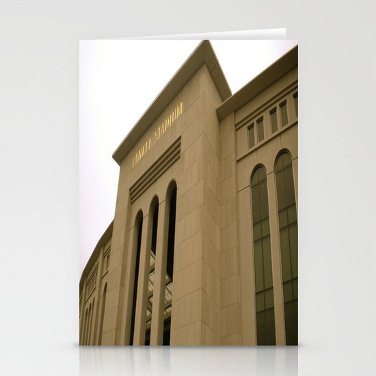 161 st and River ave Stationery Card