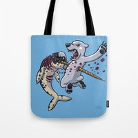 The Eternal Struggle Tote Bag