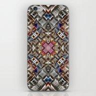 Abstract Geometric Surfa… iPhone & iPod Skin