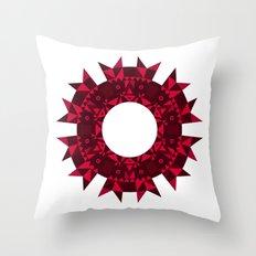 day 001 Throw Pillow