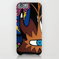 and the MAGIC BERRIES PLAYED RIGHT into FOX'S HANDS iPhone 6 Slim Case