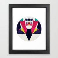 Meya Framed Art Print