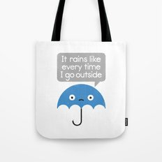 Umbrellativity Tote Bag
