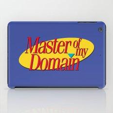 Master of my domain iPad Case