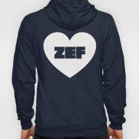 ZEF Heart Hoody