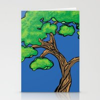 Tree Love Stationery Cards