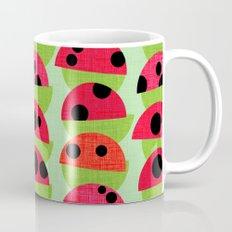 Leaf and Ladybird Mug