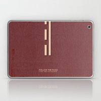 Road Laptop & iPad Skin