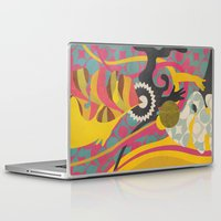 cross Laptop & iPad Skins featuring Cross by Carbono Canibal
