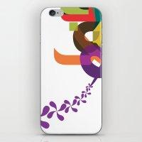Flowers of Simele iPhone & iPod Skin